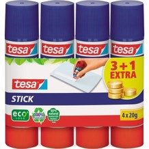 TESA Klebestift ecoLogo 57088-00200 20g 4 St./Pack.